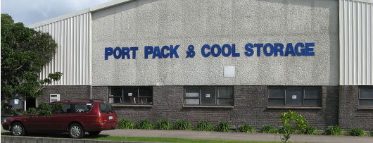 Port Pack & Cool Storage